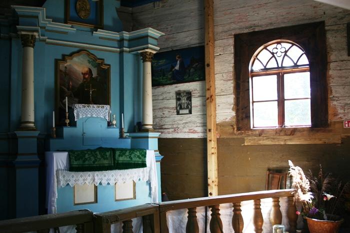 Jakiškių Maironių koplyčia