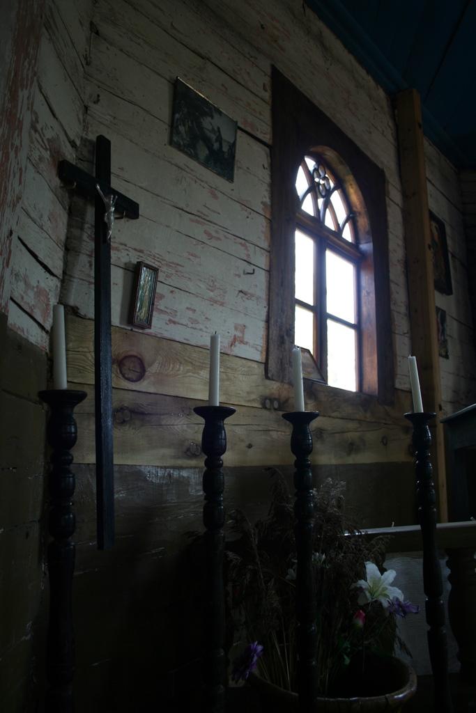 Jakiškių Maironių bažnyčia