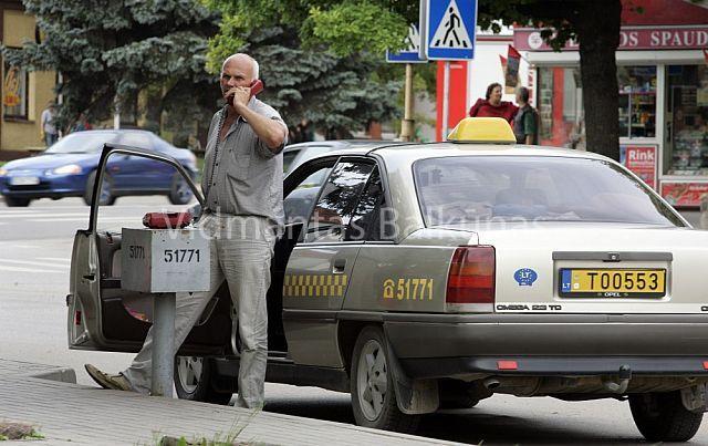 Joniškio taksi, foto iš interneto