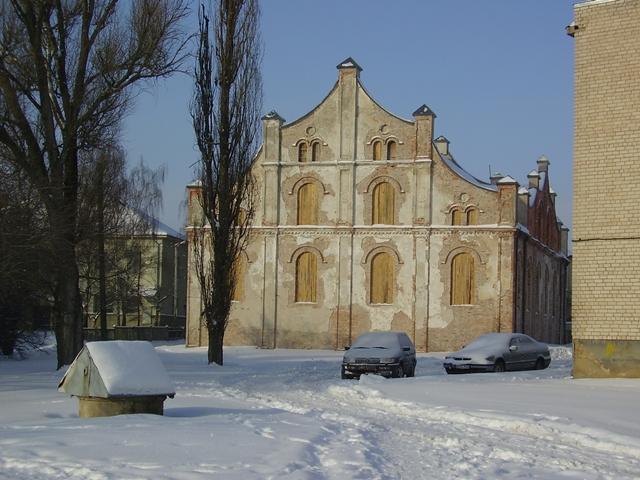 baltoji sinagoga