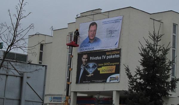 rinkimai Joniškis