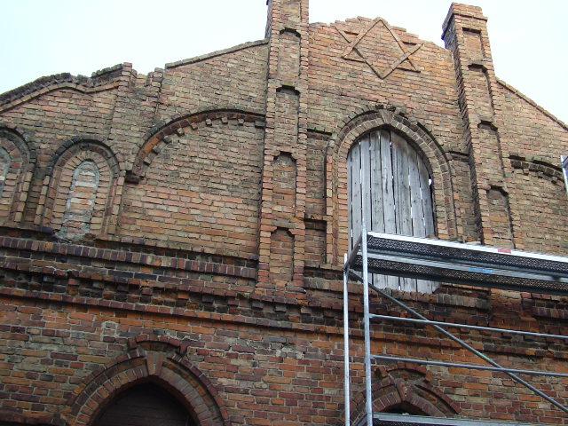 raudonoji sinagoga